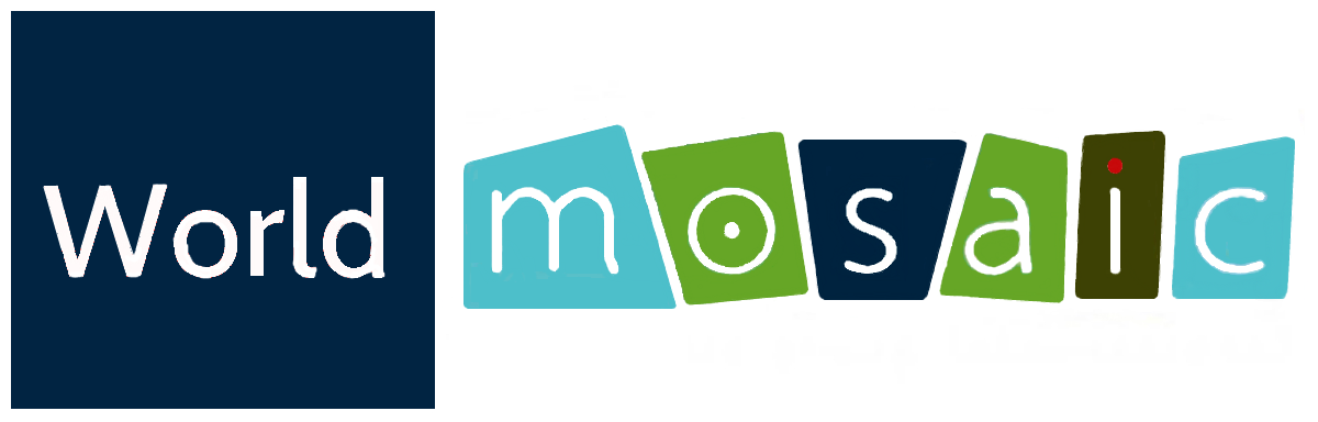 World Mosaic logo March 2016